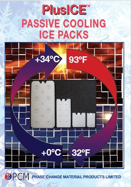 ice packs pcm